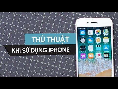 Những tính năng hay trên iPhone mà bạn nên biết