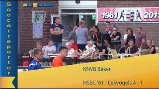 HSSC '61 -  Lekvogels 4 - 1