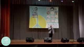 Благодійний концерт ГОЛОС МИРУ в м.Краматорськ