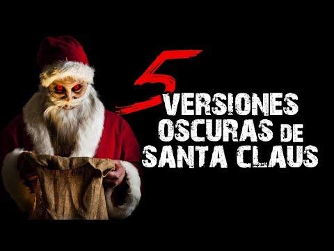 5 Versiones oscuras de Santa Claus │ MundoCreepy │ NightCrawler