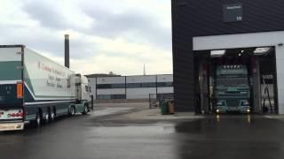 M. Cooiman Scania R500 & DAF XF 95