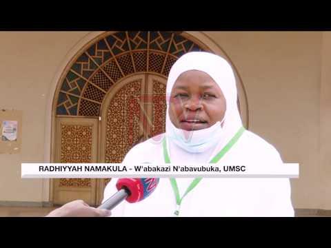 EID AL FITR: Abasinga Eid bagisaalidde waka