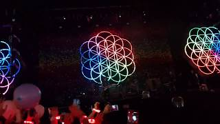 Coldplay A Head Full Of Dreams Tour Argentina 14.11.17   A Head Full Of Dreams