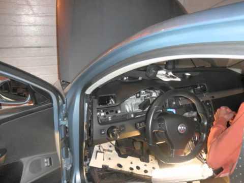 Premium Cluster for VW MK6 and MK5 - смотреть онлайн на Hah Life