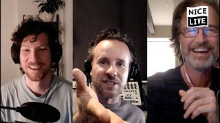 Ricky Reed On NICE LIVE 12 (Knobs, Dan Wilson, DJ Stanfill, Godfather666)