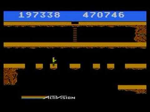 Atari game - Pitfall 2 - Final