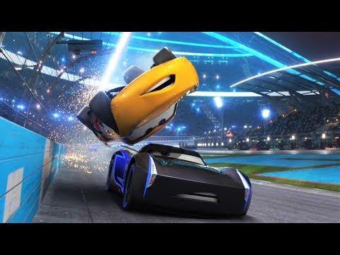 Cars 3 - Lightning McQueen And Cruz FINAL RACE (Florida 500) 2017 HD