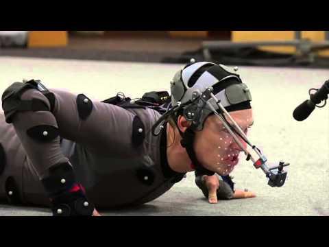 Hobbit - Benedict Cumberbatch as Smaug acting! - Benedict Cumberbatch atuando como Smaug (видео)