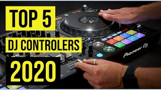 Best DJ Controllers 2020, For Club, Studio Or Home.