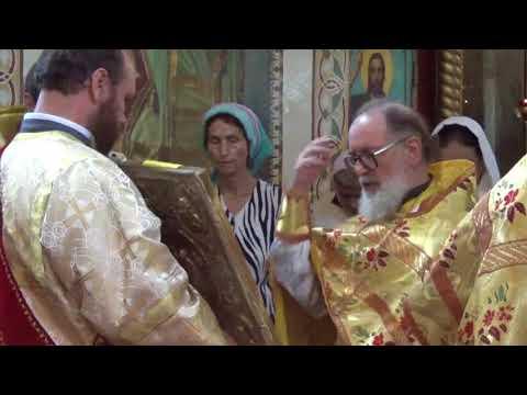 Mолебен святителю Иннокентию Иркутскому