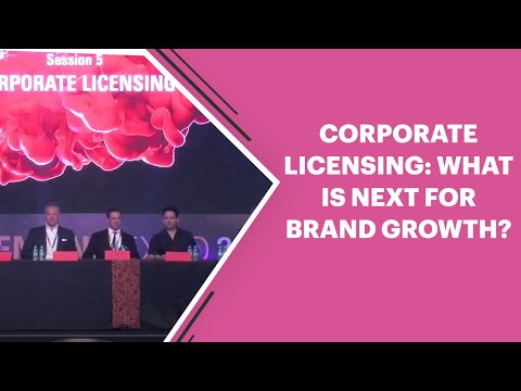 Corporate Licensing: What is next for brand growth?