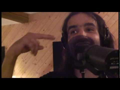 Anonymus - Enregistrement des voix - Septembre 2011