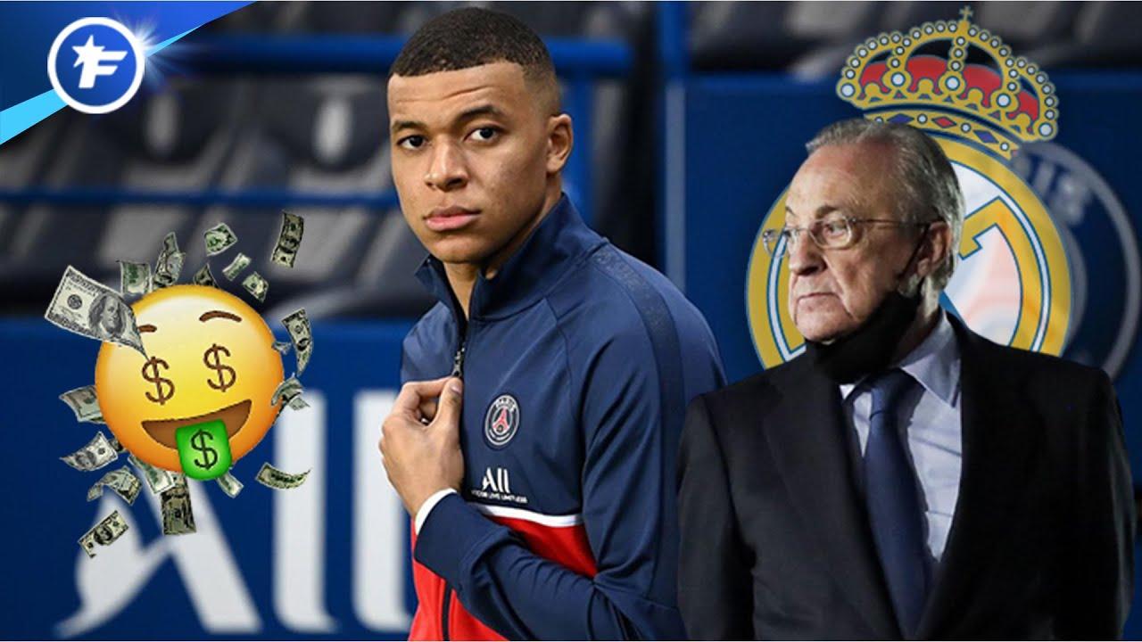 Le Real Madrid va faire une offre pour Kylian Mbappé   Revue de presse
