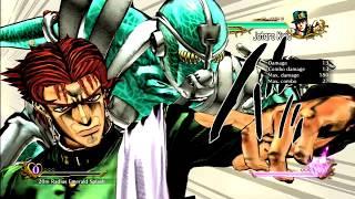 JoJo's All Star Battle: Kakyoin Move Set - HD
