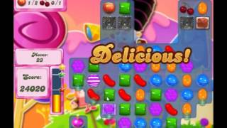 Candy Crush Saga Level 2552 - NO BOOSTERS