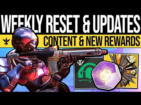 Destiny 2 | WEEKLY RESET & FEBRUARY UPDATES! Vendors, Nightfalls, Frames & Eververse (5th February)