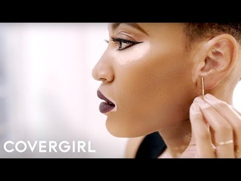 Stand Out with COVERGIRL truBlend Foundation | #IAmWhatIMakeUp by COVERGIRL
