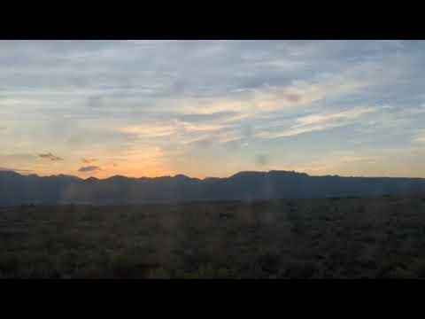 Sunrise & a DYRTY window