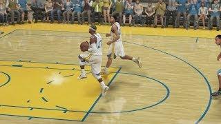 NBA 2K14 PS4 My Career - Self Oop!