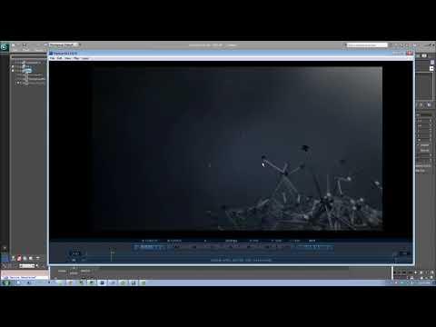 creating plexuslike effect in 3ds max tutorial by joel lelievre
