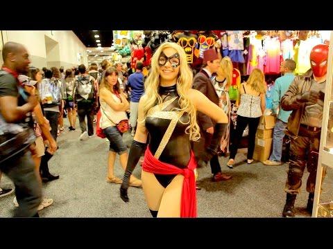 Więcej dziewczyn z Comic-Con 2014 (cz.2)