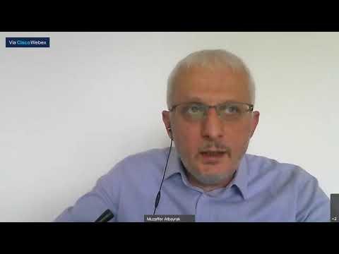 """Tarihçi-Yazar Albayrak, """"Tarihin Akışını Değiştiren Savaş Çanakkale"""" Konulu Online Konferans Verdi"""