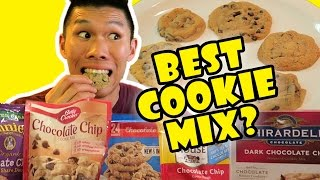 recipes to make with pillsbury chocolate chip cookie dough