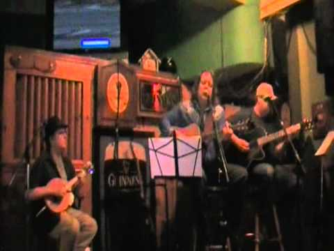"Terry Parsons & The Local Band ""Shut her down"""