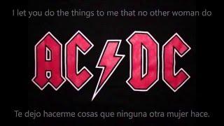 AC/DC- GO DOWN. Subtitulado Inglés y Español