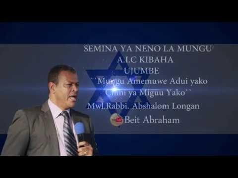 Rabbi.Abshalom Longan