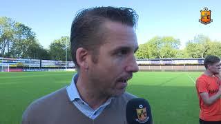 Reactie Gert Jan Karsten na HHC Hardenberg - AFC
