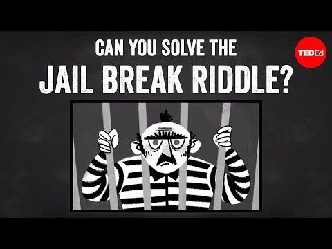 Hádanka s útěkem z vězení