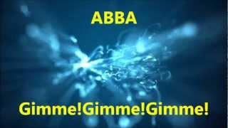 Abba - Gimme!Gimme!Gimme! (Remix)