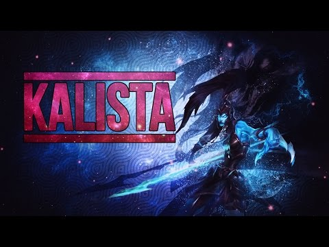KALISTA WALLPAPER - League of Legends