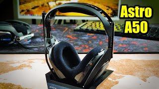 Astro Gaming A50 (4. Generation)   ein A40 ohne Kabel?