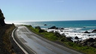 preview picture of video 'Coastal Pacific Train - Kaikoura to Picton'