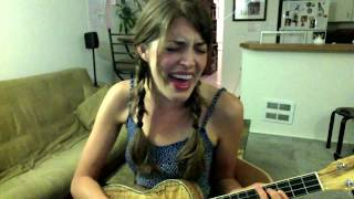 Let's Get It On - Marvin Gaye Baritone Ukulele Cover Jenny Littlefield