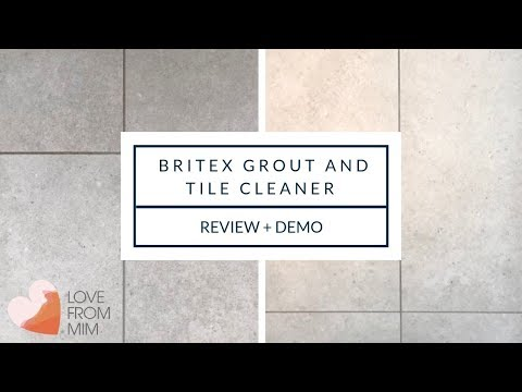 AD   Britex Grout and Tile Cleaner Review + Results   lovefrommim.com