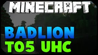 Minecraft: BADLION UHC HIGHLIGHTS [TEAMS OF 5 // POTION MADNESS!] w/AciDic BliTzz