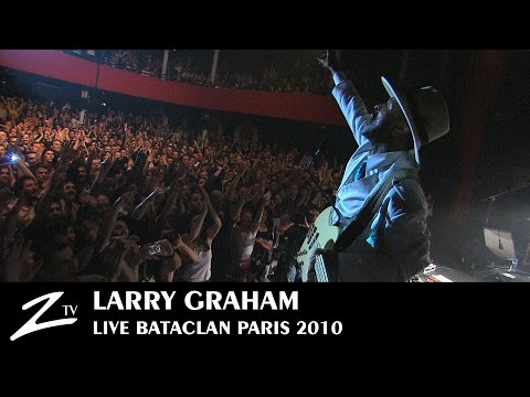 Larry Graham - Solo - LIVE Mp3