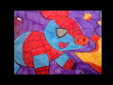 Download Spectacular Spiderman Theme Song Mashup Video 3GP Mp4 FLV