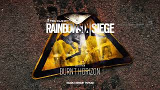 Rainbow Six Siege - Operation Burnt Horizon Menu Theme