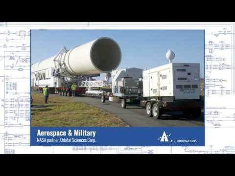 Video thumbnail for Aerospace & Military Capabilities