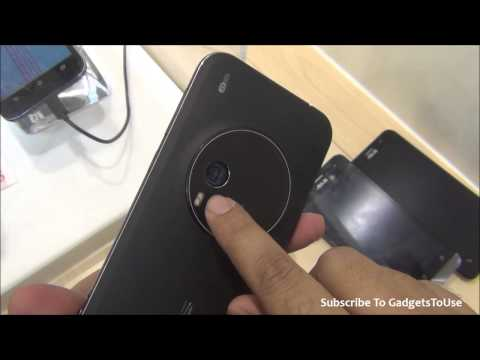 Asus Zenfone Zoom Hands on Overview, Features, Comparison and Overview at MWC 2015