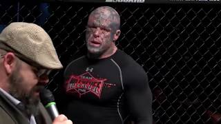 Controversial mma moments