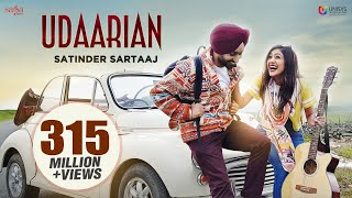 Udaarian (4K Video)   Satinder Sartaaj | Jatinder Shah | Sufi Love Songs | New Punjabi Songs 2018