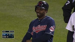 Bourn notches his 1,000th career hit