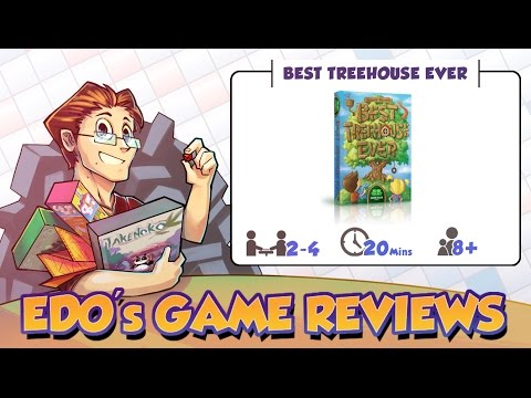 Edo's Best Treehouse Ever Game Review