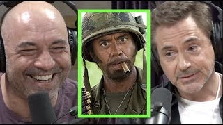 Could You Make Tropic Thunder Today? w/Robert Downey Jr. | Joe Rogan