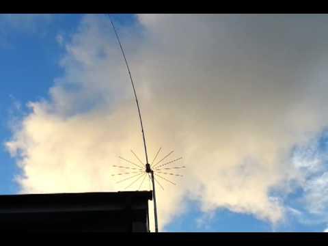 Sirio 2016 (26 4 - 28 2 Mhz) 5/8 Tunable 10m & CB Base